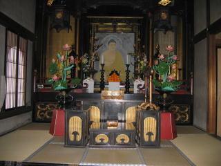 長野市仏教会法要写真