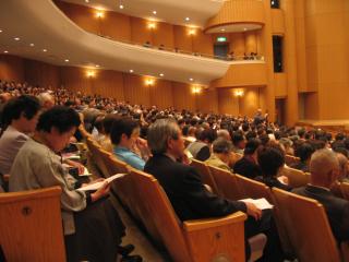 長野市仏教会長野県仏教徒大会写真