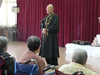 長野市仏教会涅槃会写真
