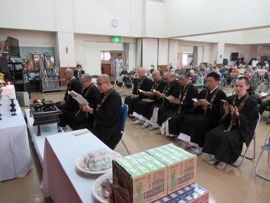 長野市仏教会遺族会写真